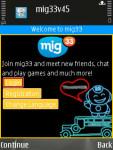 Pinoy mig33 screenshot 1/3