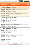 Cozi Family Calendar and Lists screenshot 2/6