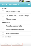 Cozi Family Calendar and Lists screenshot 4/6