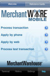 MerchantWARE Mobile Credit Card Terminal screenshot 1/1