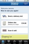Tesco Groceries screenshot 1/1
