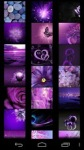 Purple Color Wallpapers screenshot 1/6