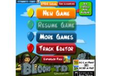 Bloon Monkey Tower Defense screenshot 1/3