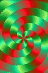 Hypnotic Mandala live wallpaper screenshot 2/5