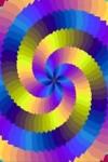 Hypnotic Mandala live wallpaper screenshot 3/5