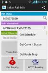 Live Indian Rail - PNR Status screenshot 3/6