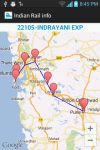 Live Indian Rail - PNR Status screenshot 4/6