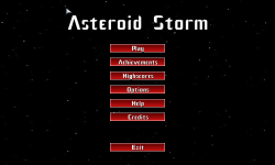 Through the meteorite screenshot 1/3