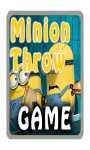 Minion Throw Free screenshot 1/1