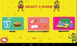 Letter Matching For Kids screenshot 2/6