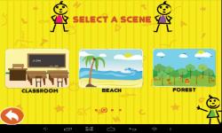 Letter Matching For Kids screenshot 3/6