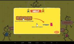 Letter Matching For Kids screenshot 4/6