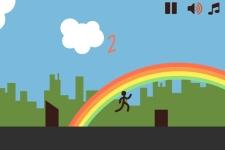 Jumping Stickman screenshot 3/6