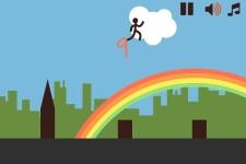 Jumping Stickman screenshot 4/6