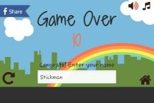 Jumping Stickman screenshot 5/6
