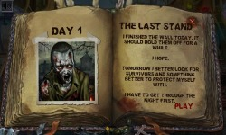 Zombie Defense Games screenshot 2/4