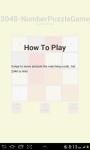 2048 – Number Puzzle Game screenshot 5/6
