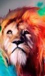 Colorful Tiger Live Wallpaper screenshot 1/3
