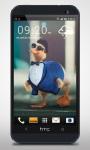 Gangnam Duck Live Wallpaper screenshot 1/3