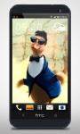 Gangnam Duck Live Wallpaper screenshot 3/3