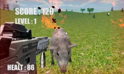Boar Shooter screenshot 1/3
