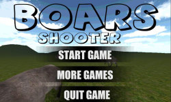 Boar Shooter screenshot 3/3