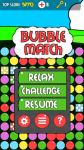 Bubble Match by CCG screenshot 1/6