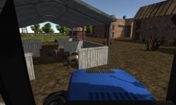 Farm Tractor Driver 3D Parking screenshot 2/6