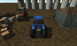 Farm Tractor Driver 3D Parking screenshot 5/6