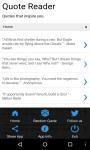Quote Reader screenshot 3/6