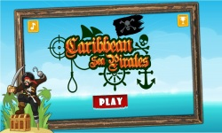 Caribbean Sea Pirates - A revenge battle for gold  screenshot 1/5