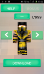 Skins for MCPE screenshot 1/4