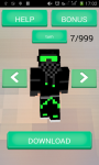Skins for MCPE screenshot 2/4