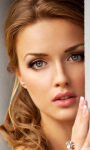 Most Beautiful Woman Live Wallpaper screenshot 1/3