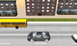 Traffic Car Race 3D screenshot 2/3