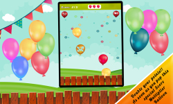 Balloon Popping For Kids Pop screenshot 2/5