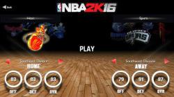NBA 2K16 FULL HD screenshot 2/3