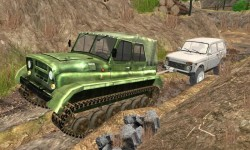 Dirt On Tires Offroad screenshot 1/6