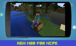 Super Chair Mod for MCPE screenshot 1/3
