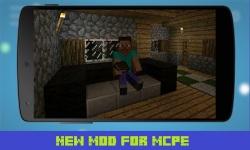 Super Chair Mod for MCPE screenshot 2/3
