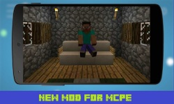 Super Chair Mod for MCPE screenshot 3/3
