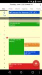 CalenGoo - Agenda en taken optional screenshot 3/6