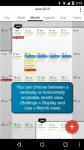 CalenGoo - Agenda en taken optional screenshot 5/6