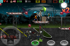 Ghost Ninja: Zombie Beatdown screenshot 1/5