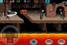 Ghost Ninja: Zombie Beatdown screenshot 4/5