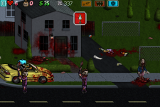 Ghost Ninja: Zombie Beatdown screenshot 5/5