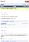 Google+ screenshot 3/6