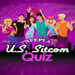 FreePlay US Sitcom Quiz Lite screenshot 1/2