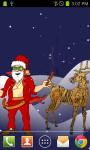 Steampunk Christmas LWP Free screenshot 1/3