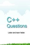 C++ Interview Questions Audio screenshot 1/1